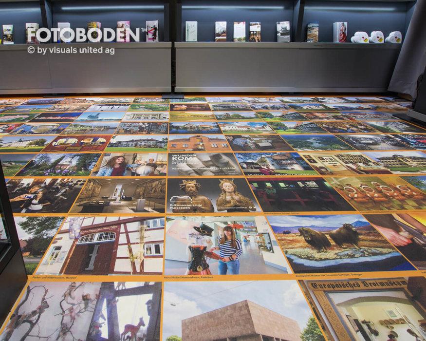 FOTOBODEN™ Design Bodenbelag Vinylbelag