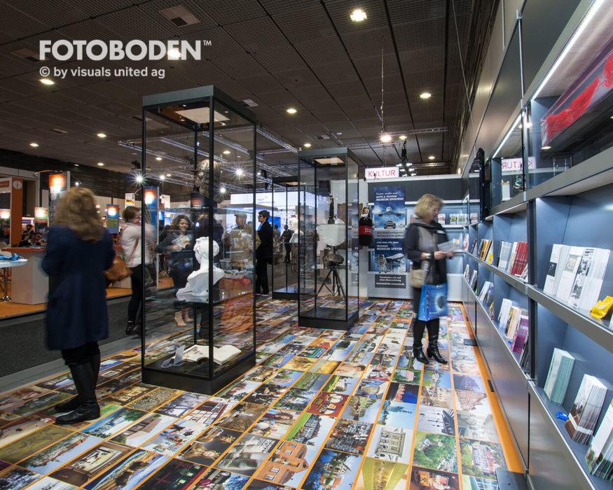 FOTOBODEN™ Designfußboden Elastische Bodenbeläge