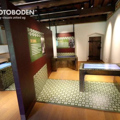 Raumgestaltung Objektboden Designboden
