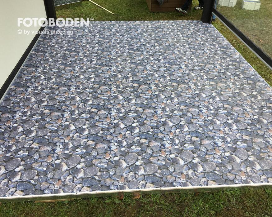Stein FOTOBODEN™ Flooring Bodengestaltung Floorminder