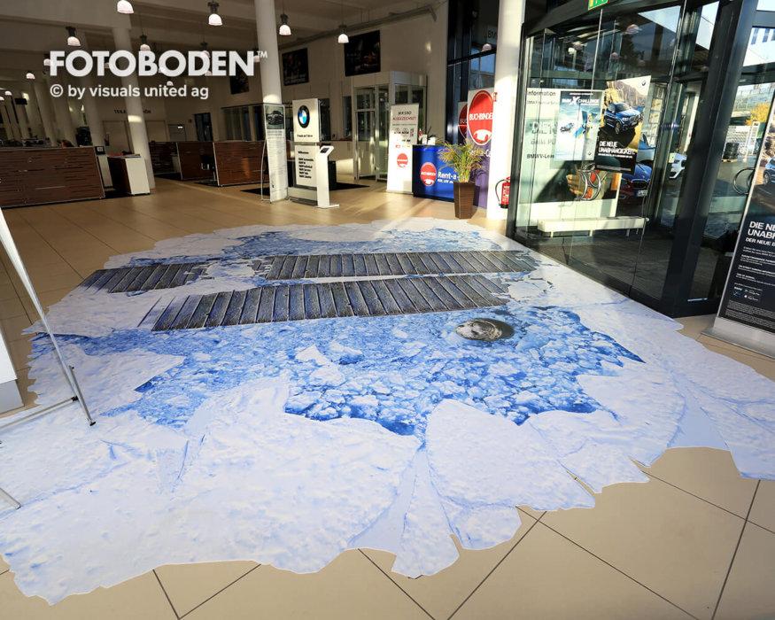 FOTOBODEN™ Flooring Designbelag PVC Vinylboden