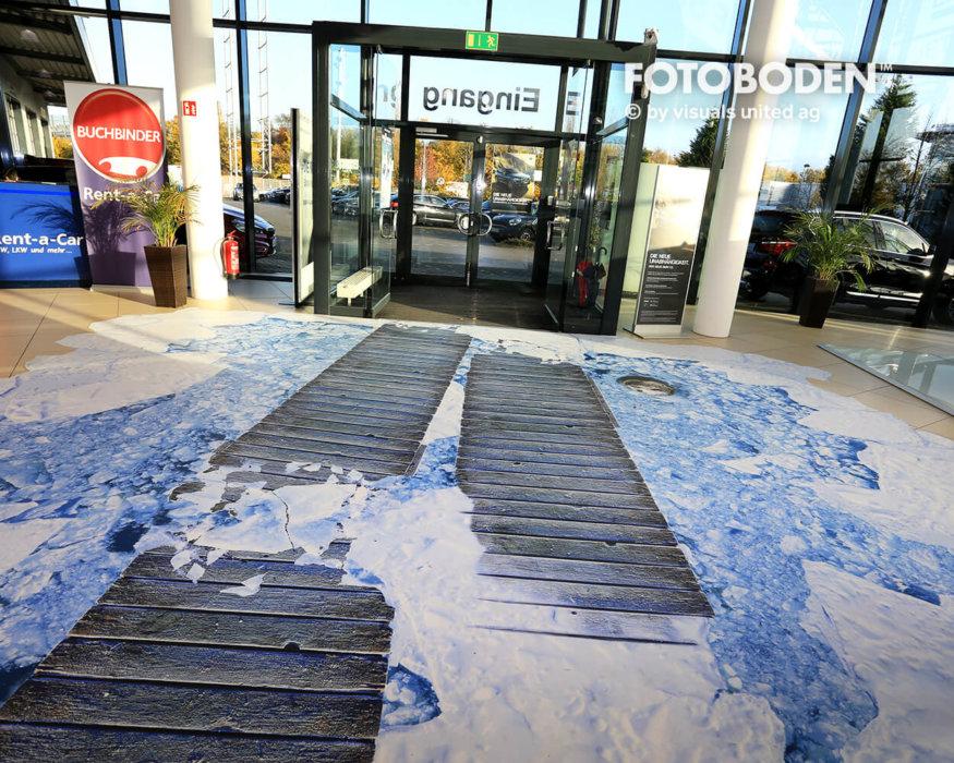 FOTOBODEN™ Flooring Raumausstatter Interior Design PVC
