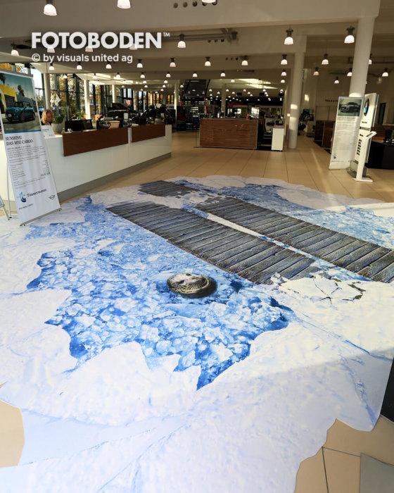 FOTOBODEN™ Flooring Fußboden Raumgestaltung