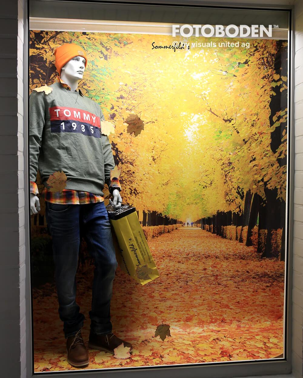 Der Herbst Im Schaufenster