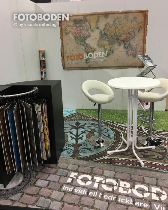 FOTOBODEN™ Designbelag PVC Belag Vinylboden