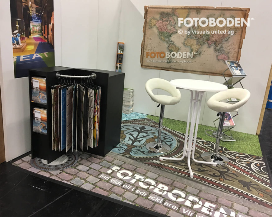 FOTOBODEN™ Designboden Domestic Boden