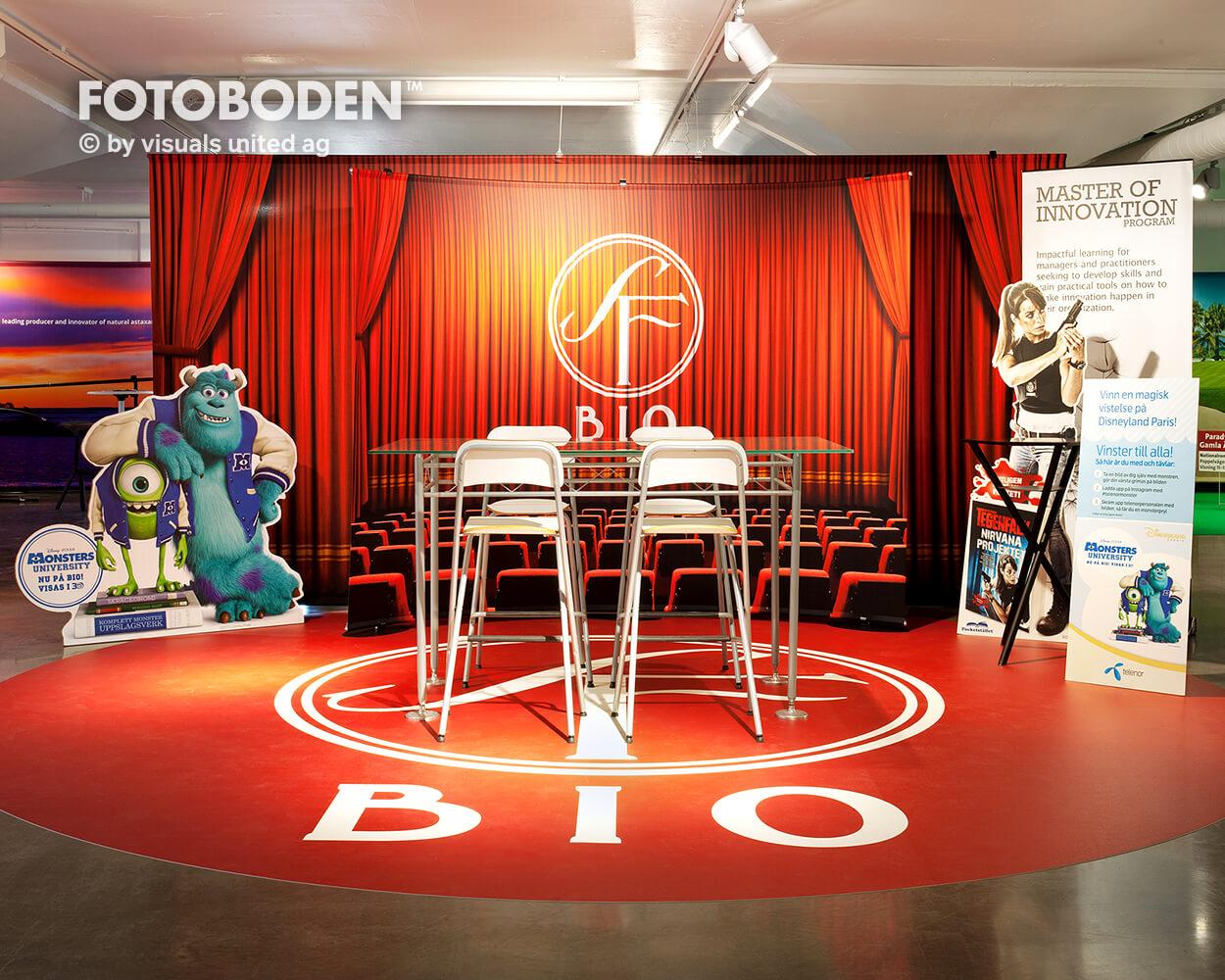 FOTOBODEN™- So Vielfältig Wie Seine Kunden