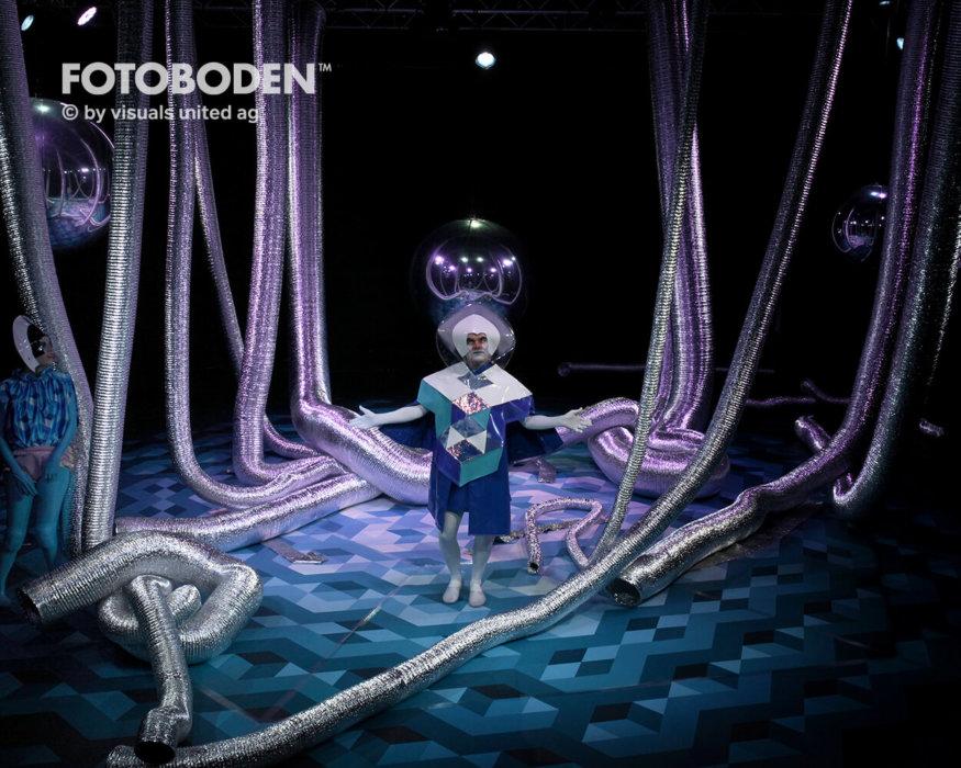 Theater Fotoboden Bühnenboden Bühnenbau