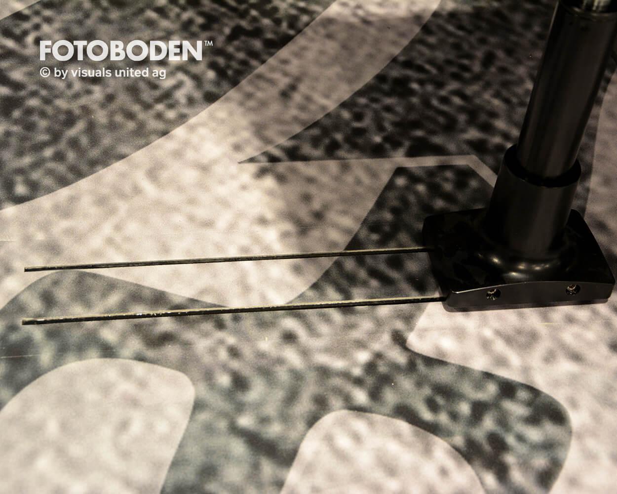 Preußen Münster Fotoboden Sport Sponsoring Werbung Advertising Flooring 6