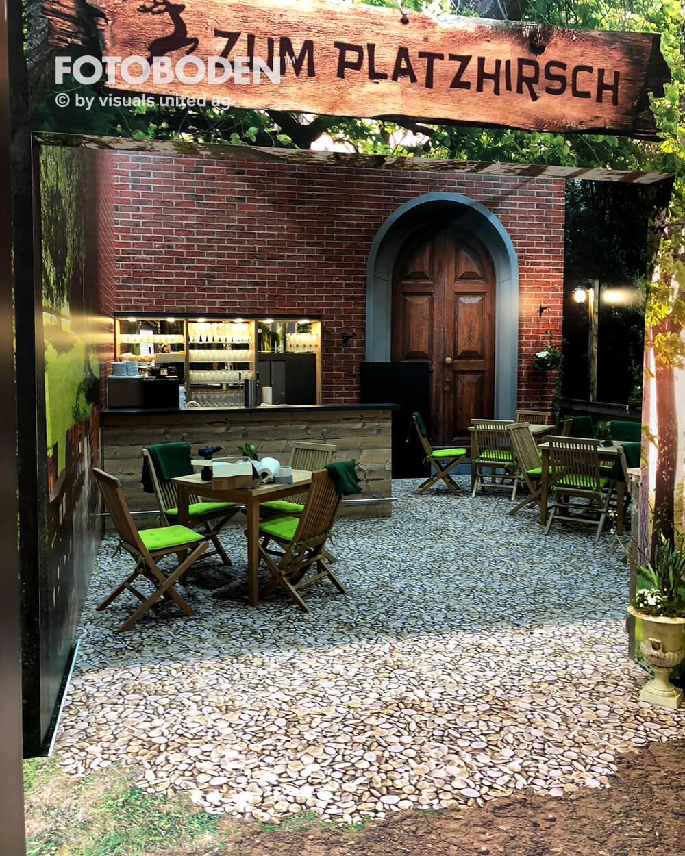 Fotoboden Siegenia Fotoboden Messeboden Tradeshow Flooring Bodengestaltung Messe Bodendesign Messedesign Design Boden Messegestaltung 4