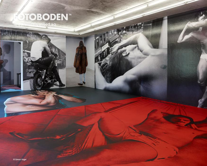 Ausstellung Raumkonzept Stimmung Museumsbode