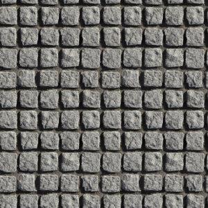 Designboden PVC Bodenbelag Kopfsteinpflaster