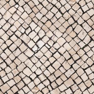 Designböden, Vynilboden Kopfsteinpflaster PVC