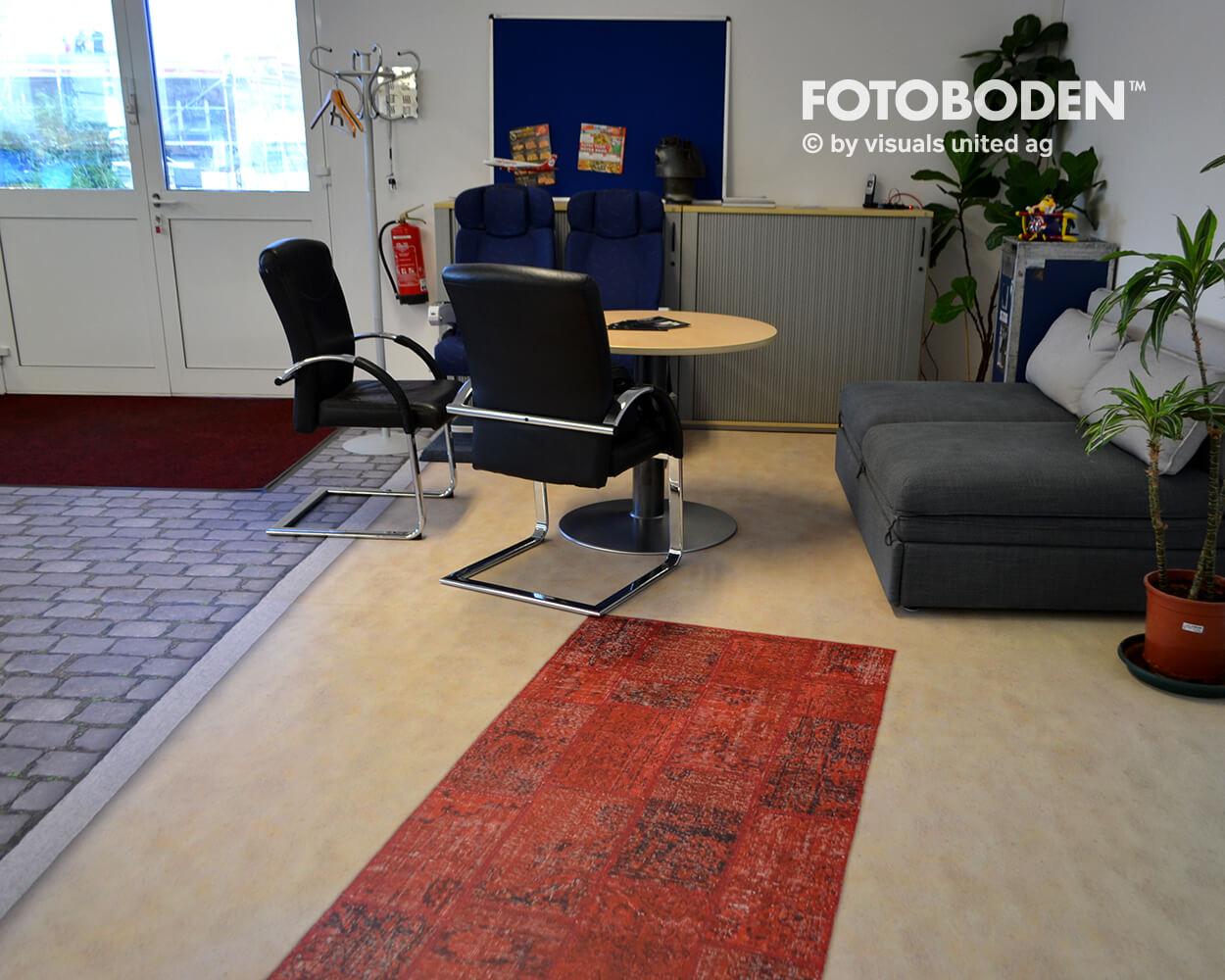 Fotoboden vinylboden Bodenbelag