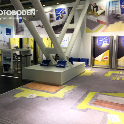 Messe Bodendesign Messedesign