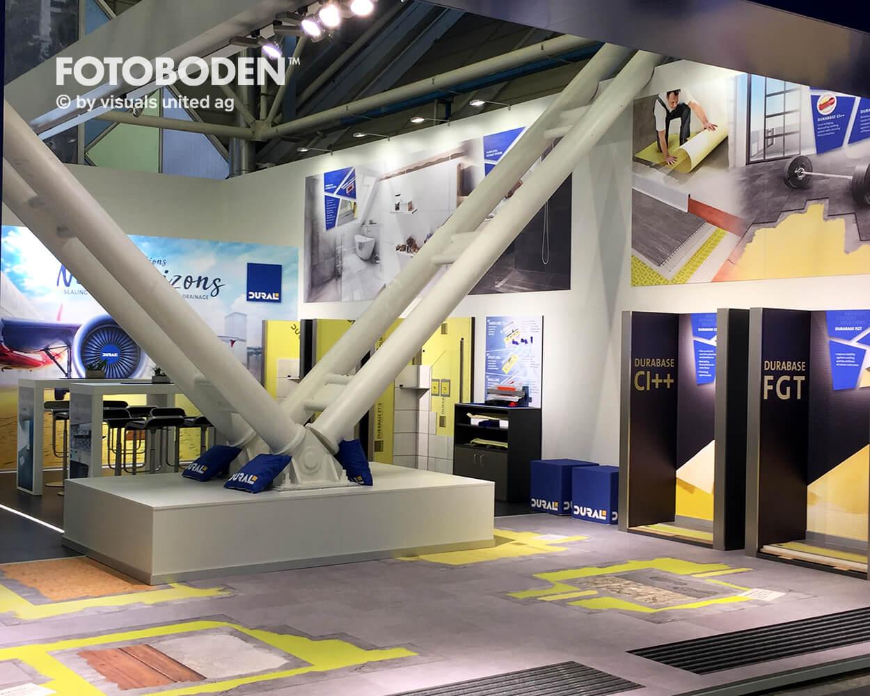 messeboden tradeshow flooring