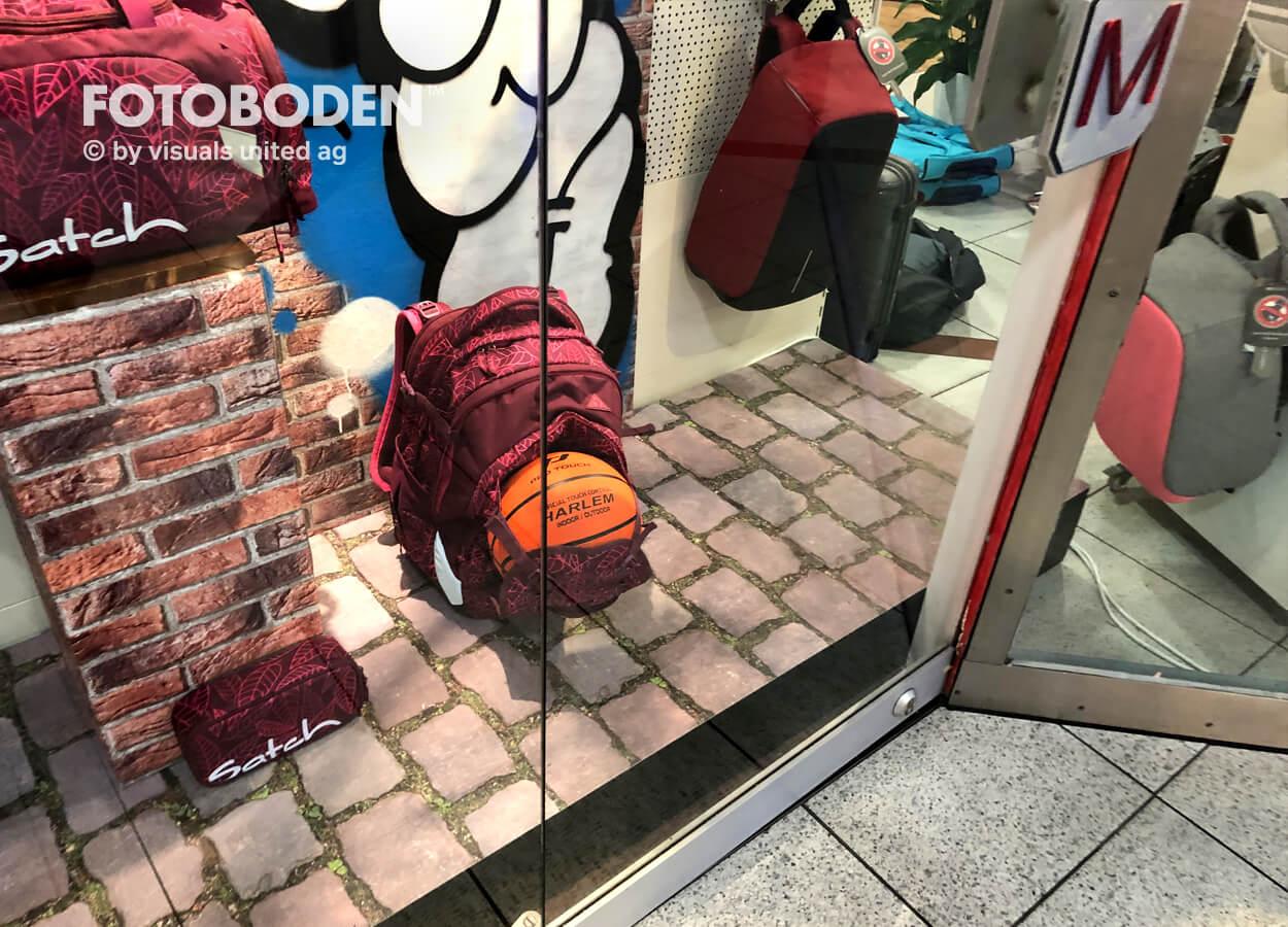 Schaufensterdeko Ladeneinrichtung Shopdesign