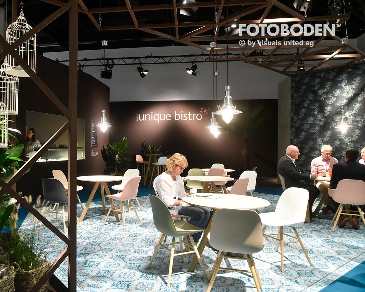 Fotoboden Messeboden Tradeshow Flooring