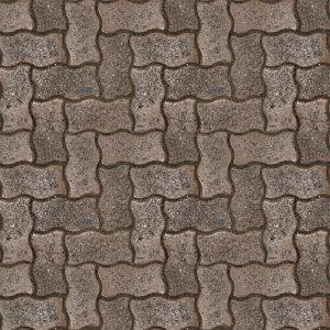 Pflastersteine Vinylboden PVC Belag Industrieboden