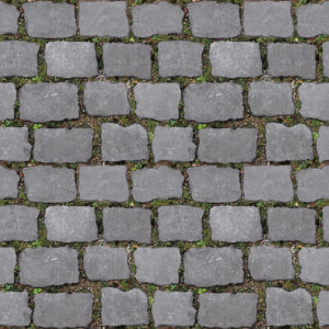 Designbelag Vinyl Bodenbelag Vinylboden Kopfsteinpflaster