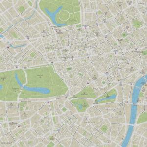 Vinylboden Stadtplan