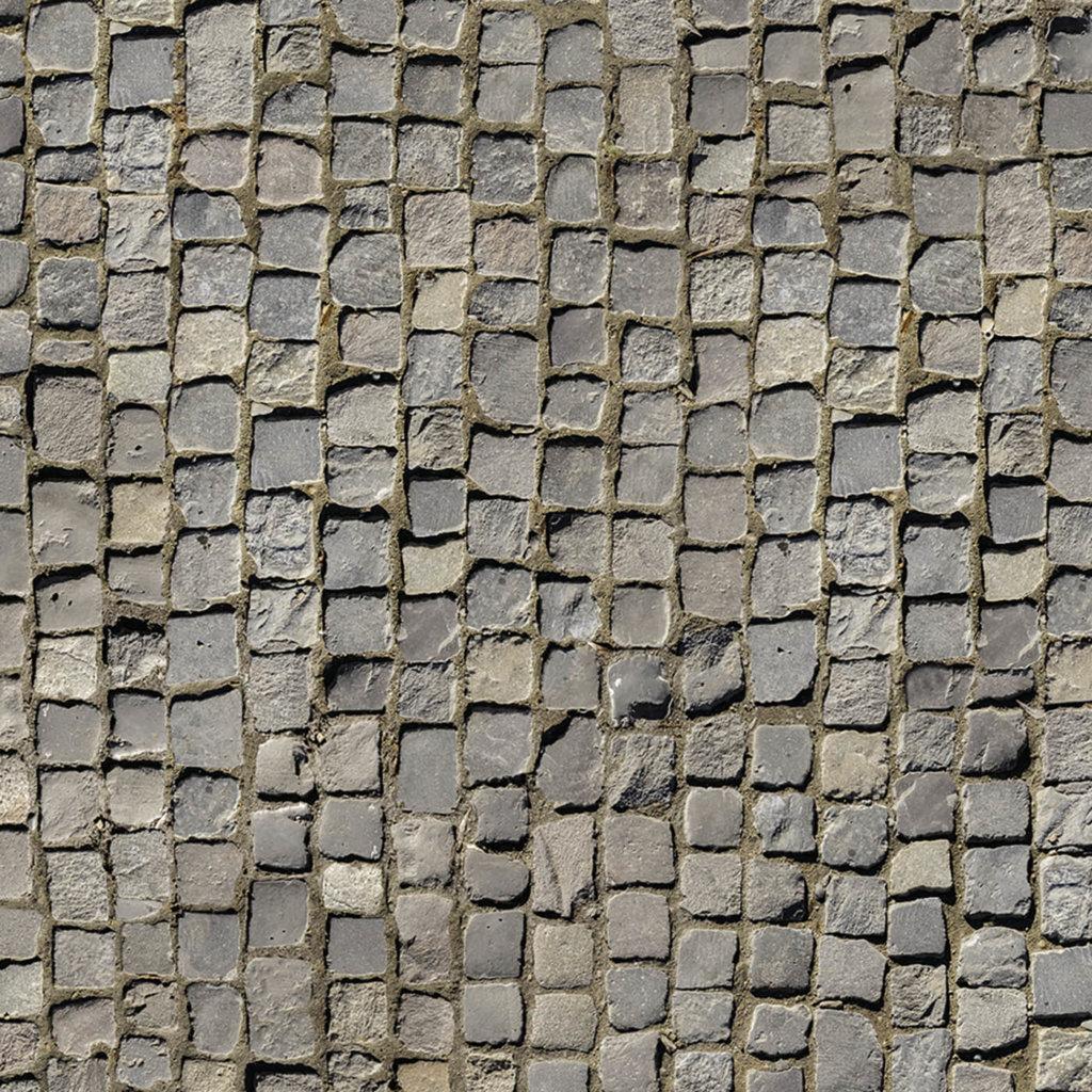 Vinylboden Pflastersteine