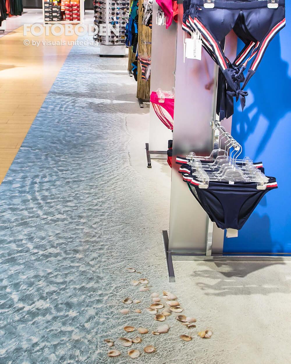 Ahrens Strandmode Designbelag PVC Belag Vinylboden