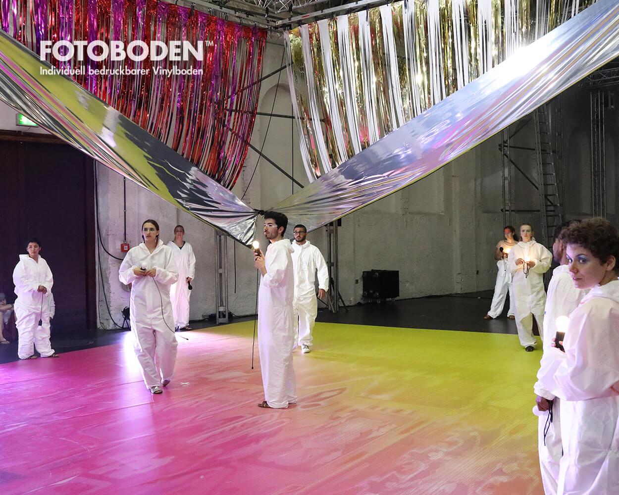 Bühnenbau Theater Individualgestaltung