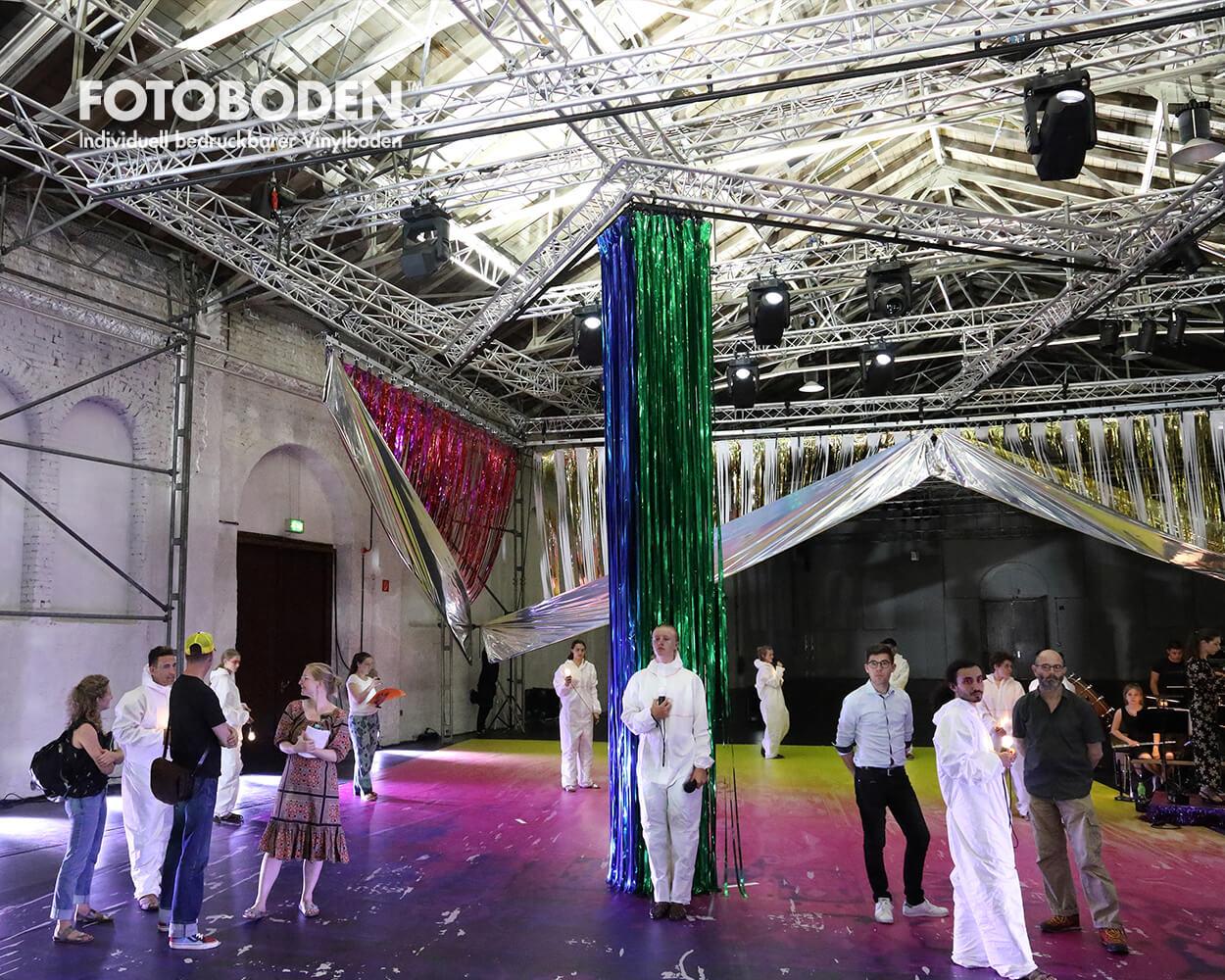 Bühnenbau Theater Individualgestaltung Bühne