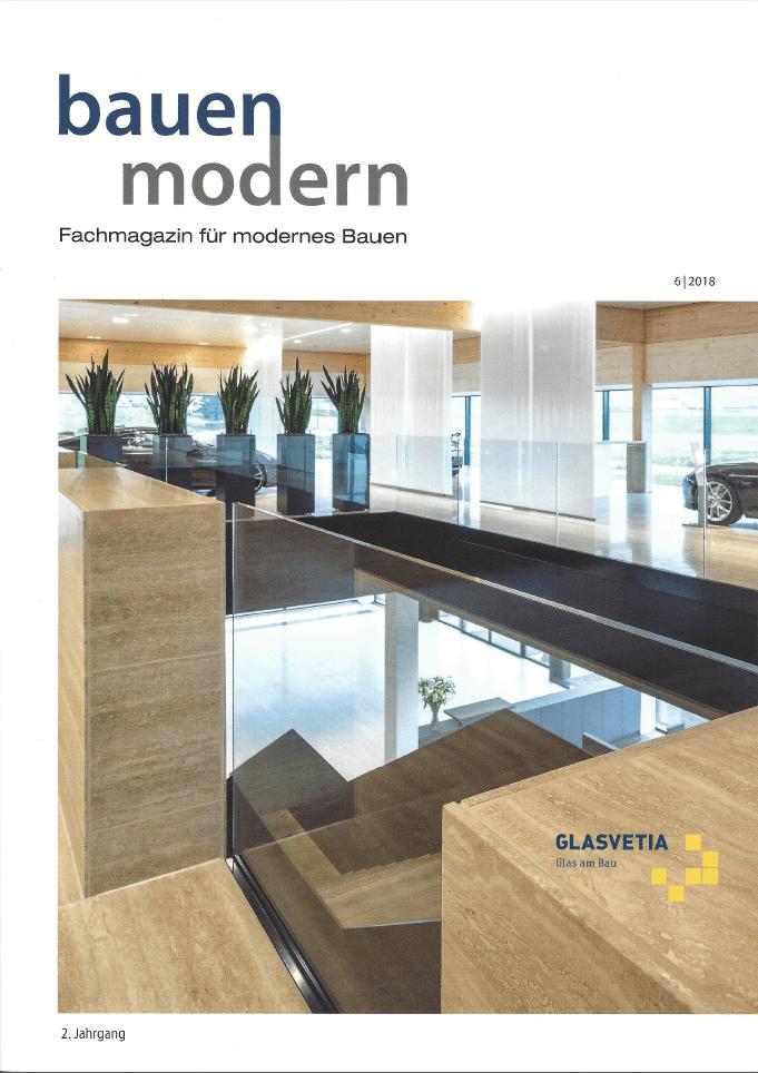 bauen modern Zeitschrift