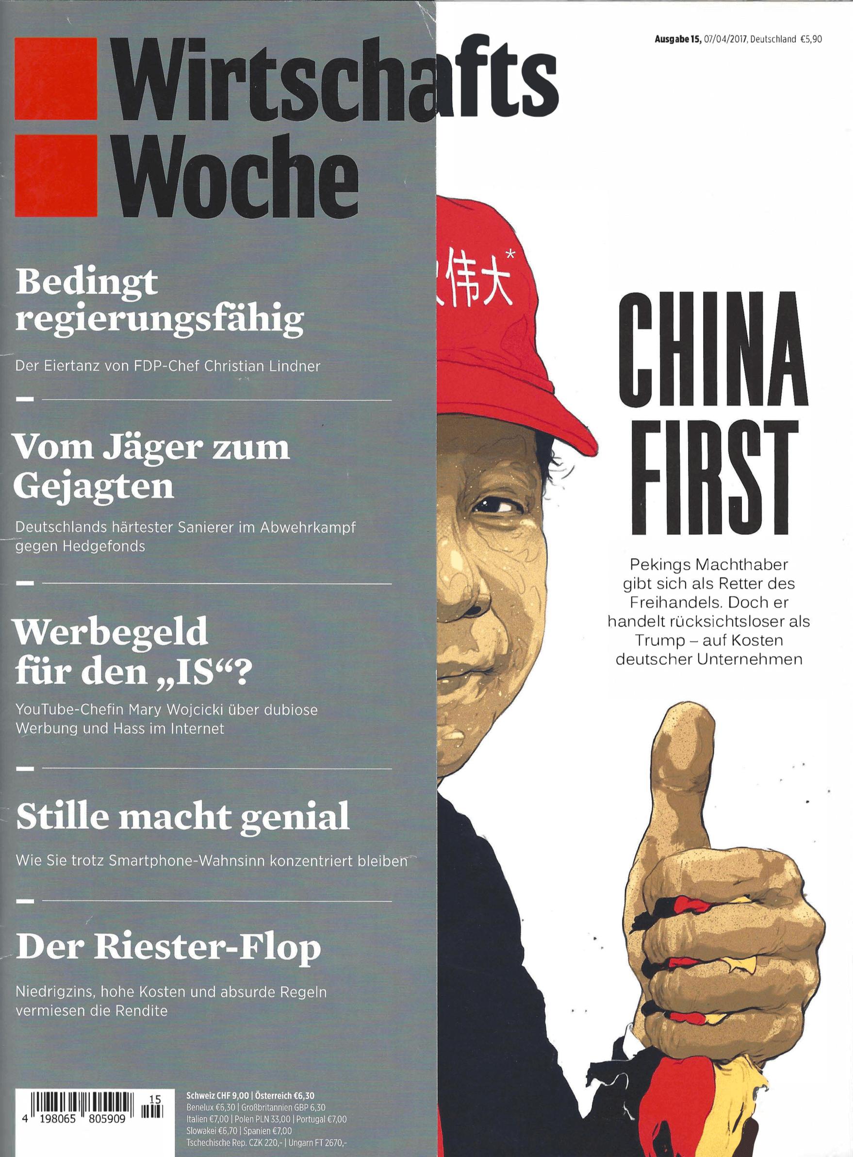 wirtschaftswoche Zeitschrift