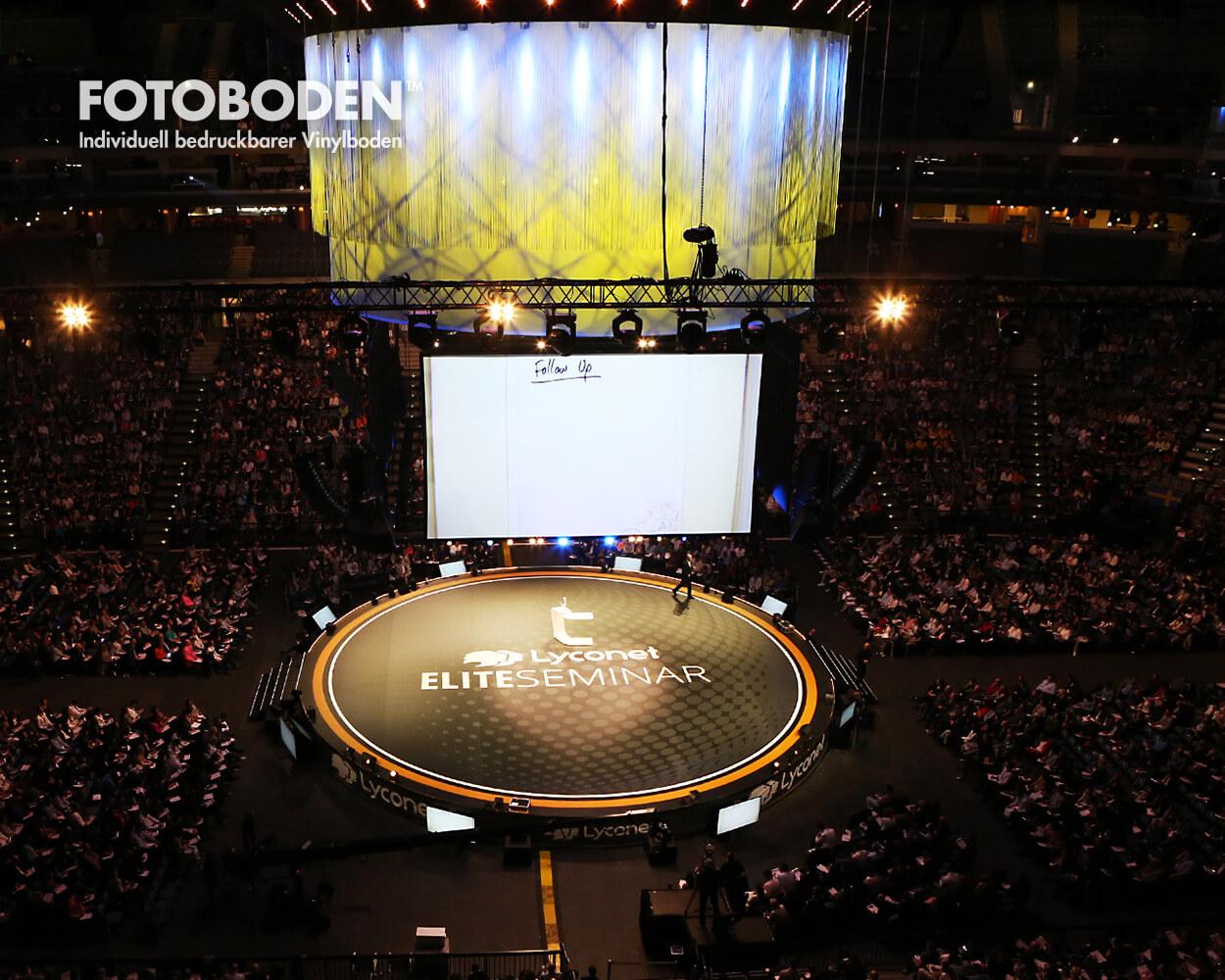Event Bühnengestaltung Eventboden