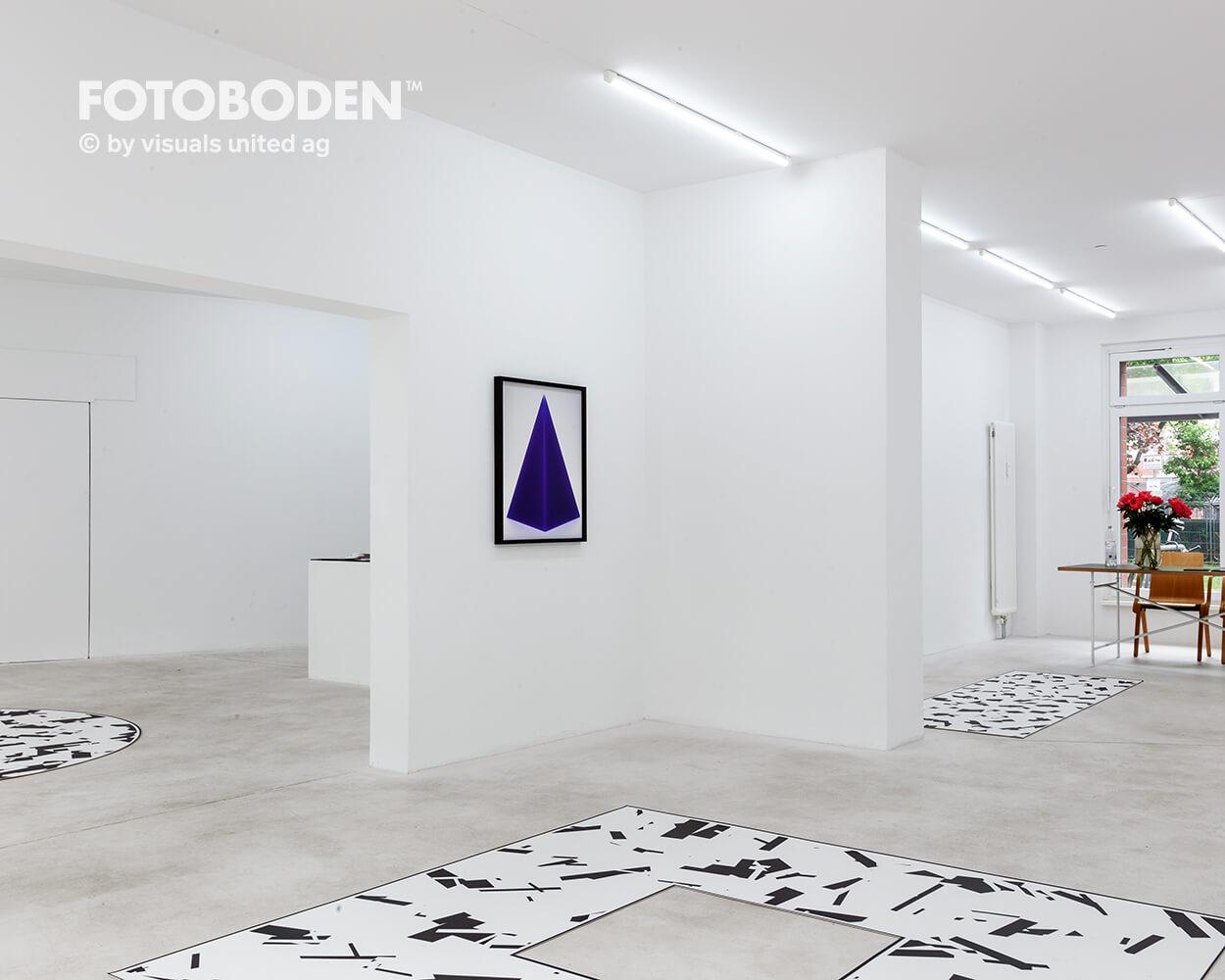 Museumsboden Ausstellungsboden Fotoboden