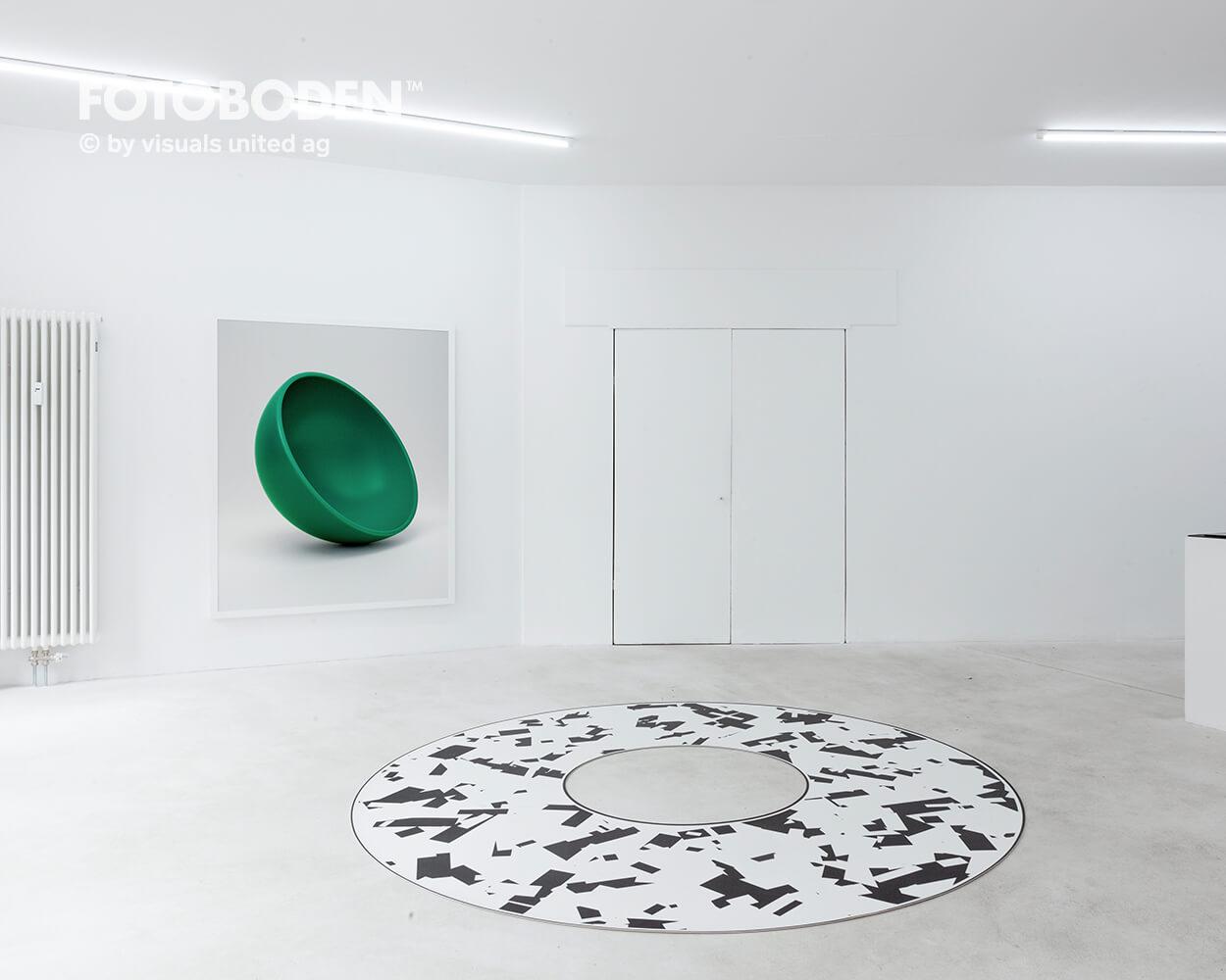 Ausstellungsboden FOTOBODEN™ Vinyl Motivboden