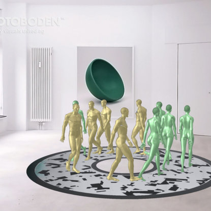 Ausstellung Museumsboden Ausstellungsboden