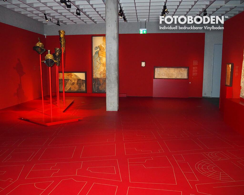 antikenmuseum basel roter boden