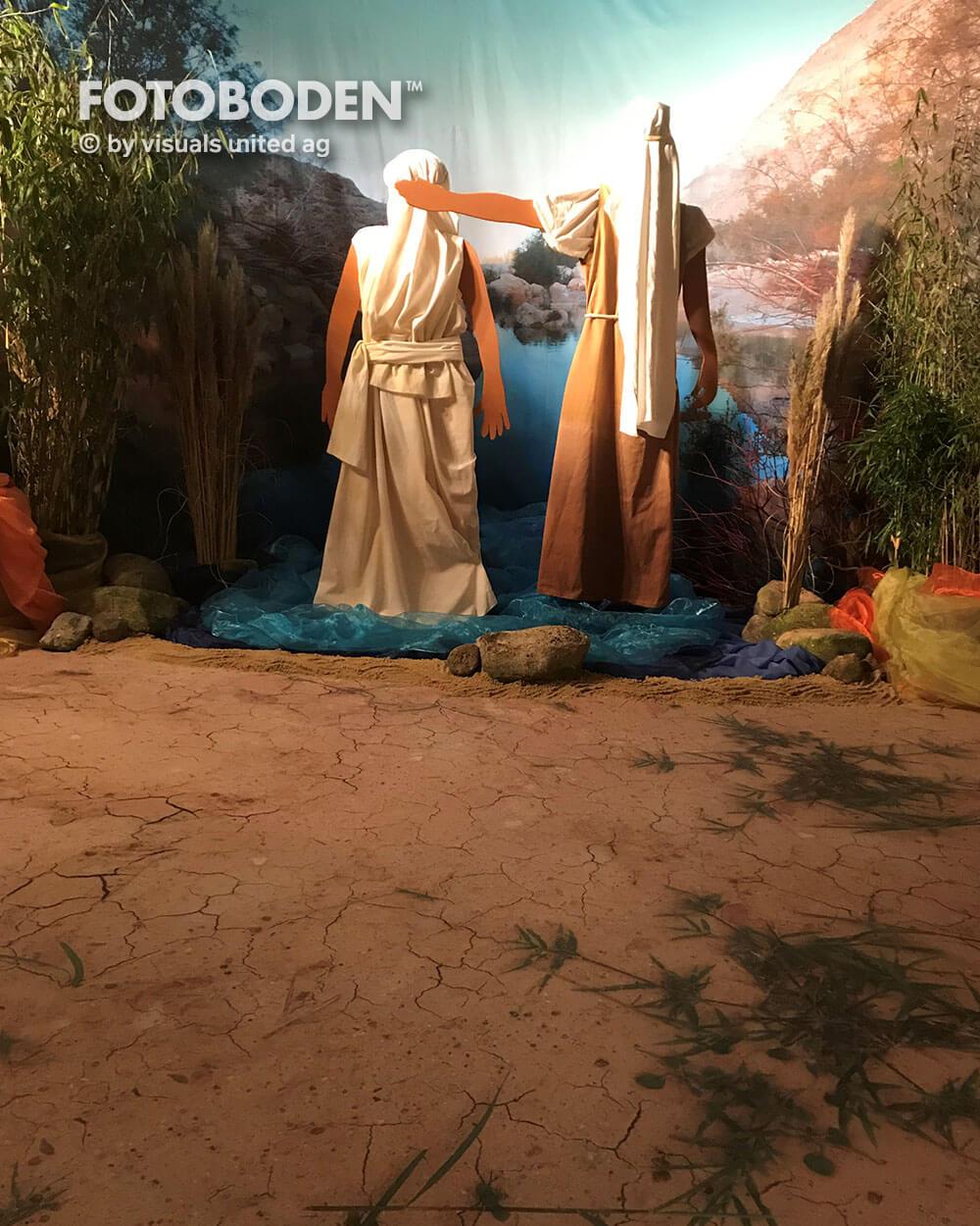Ausstellung Menschen begegnen Jesus