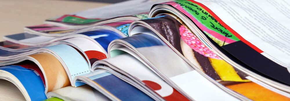 event magazine werbemittel
