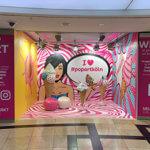 POP UP Store Köln Schaufensterdekoration