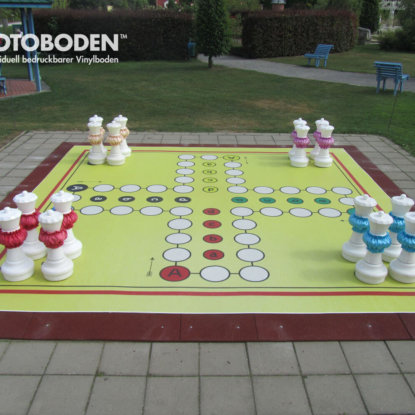 Spielboden Outdoor