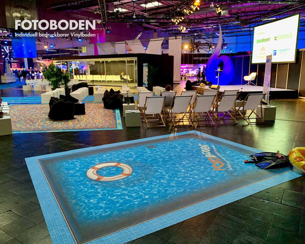 Wasserboden poolboden