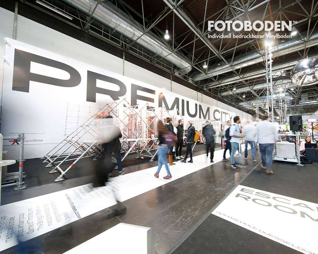 Premium City Messestand EuroShop 2020