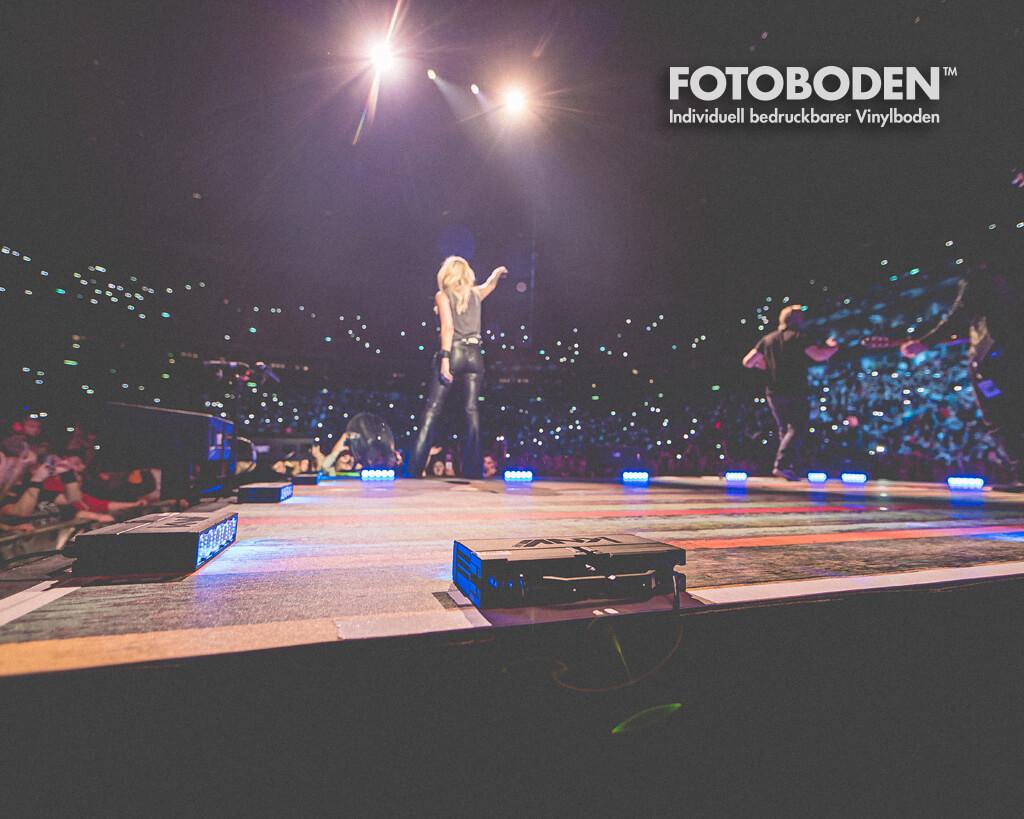 Bühnendesign mit FOTOBODEN