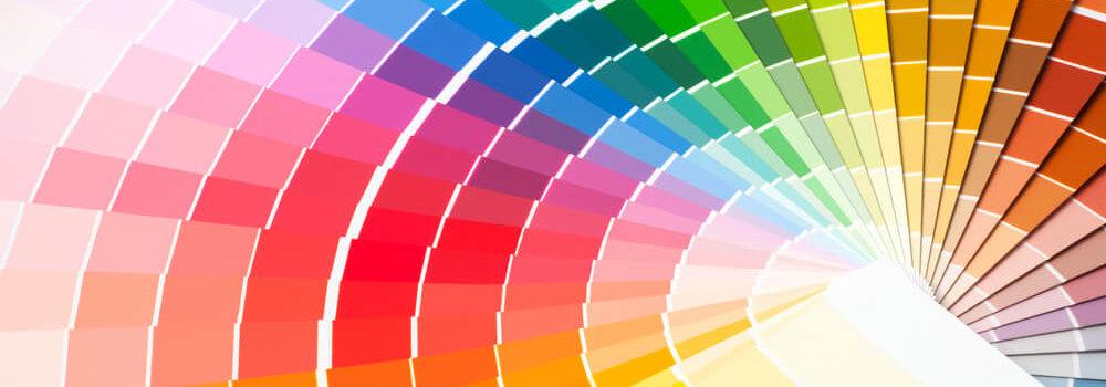 RAL Pantone Farben Vinylboden