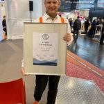 FOTOBODEN gewinnt den IDIA Award